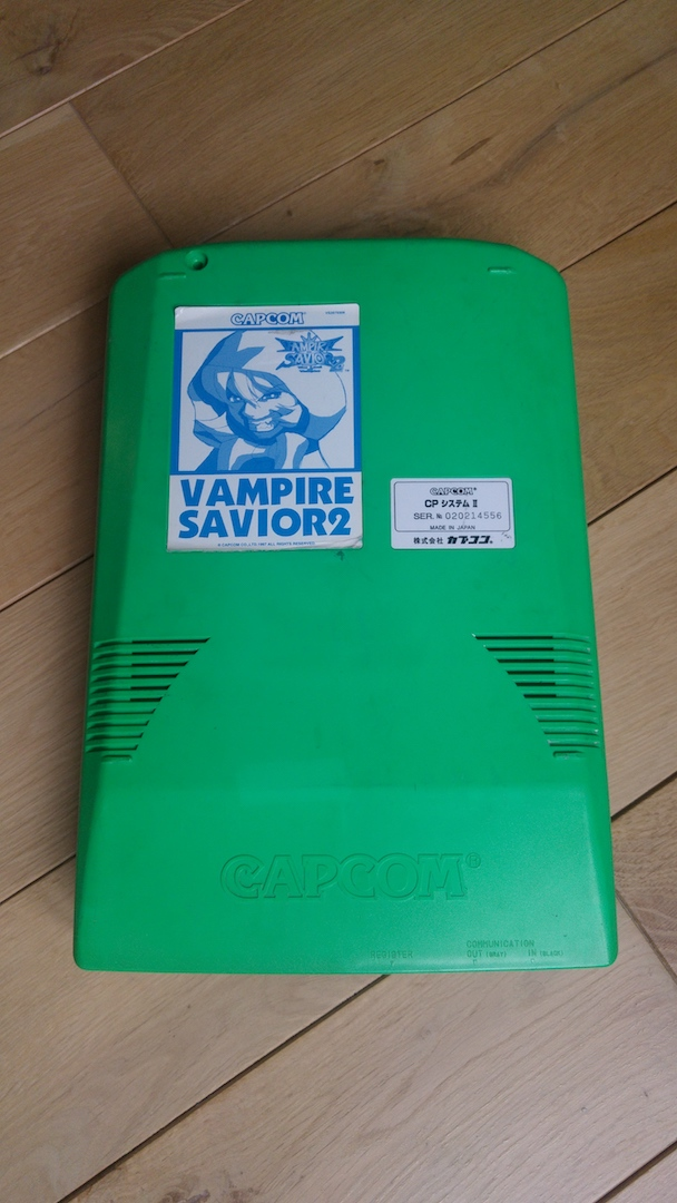 [A vendre] CPS2 Japan 00gly