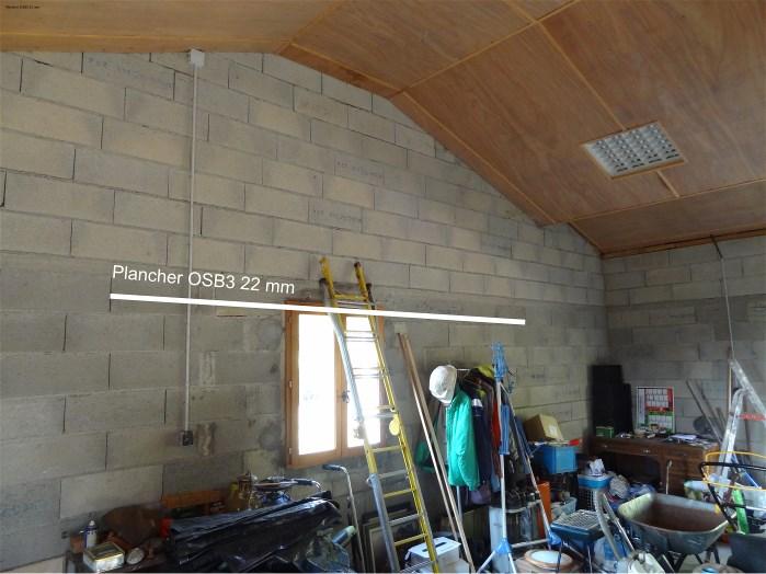 Création Mezzanine Sur Poteaux Avec Chevêtre