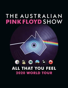THE AUSTRALIAN PINK FLOYD SHOW [St-Etienne - 42] > 15-03-2020