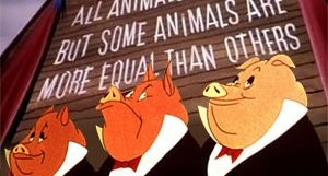George Orwell's Political Theory as Reflected in Animal Farm