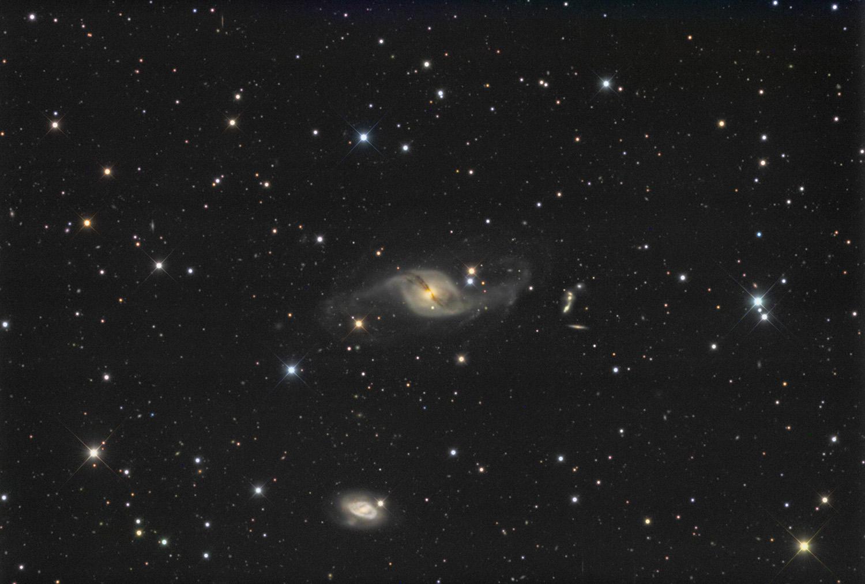 NGC 3718 à l'ODK 16 0el03