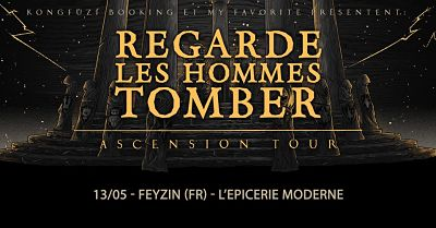REGARDE LES HOMMES TOMBER [Feyzin - 69] > 13-05-2020