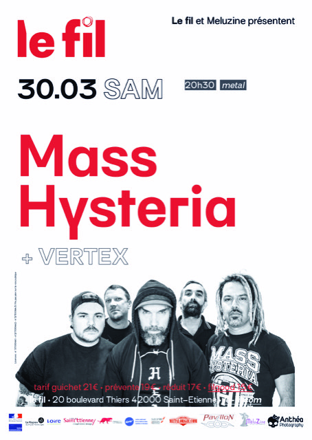 CONCOURS CONCERT : MASS HYSTERIA