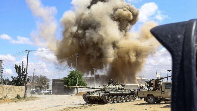 تحول ليبيا إلى بؤرة مركزية للصراع الإقليمي والدولي