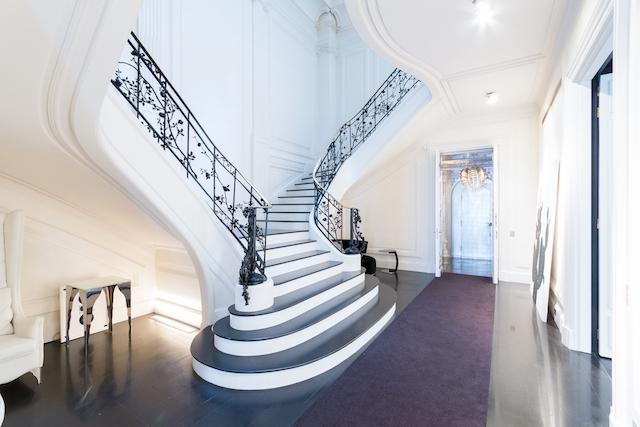 privatisation hôtel particulier prestigieux paris