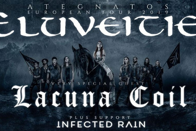 ELUVEITIE [Paris - 75] > 01-12-2019