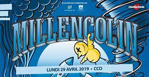 MILENCOLIN [Lyon - 69] > 29-04-2019