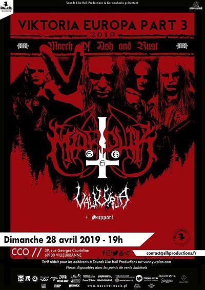 MARDUK [Lyon - 69] > 28-04-2019