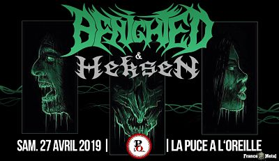 BENIGHTED [RIOM - 63] > 27-04-2019