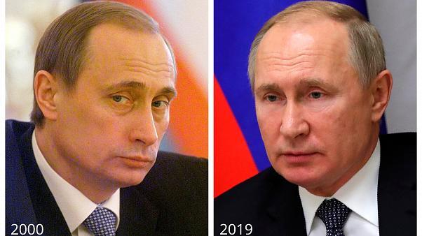 Le président russe, Vladimir Poutine, remporte son référendum