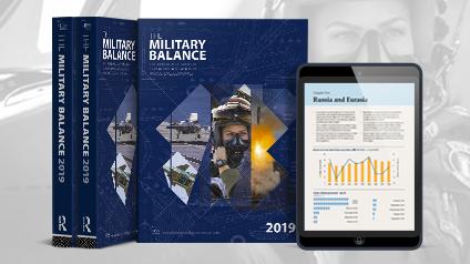 The International Institute of Strategic Studies (IISS) – The Military Balance 2008-2018