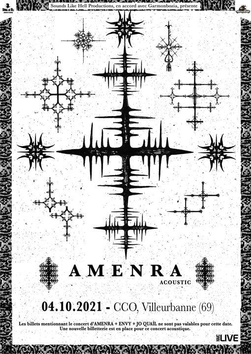 AMENRA [Lyon - 69] > 04-10-2021