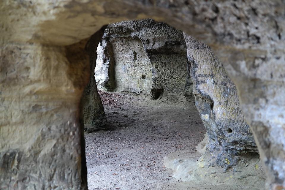 Les grottes  1x4vN