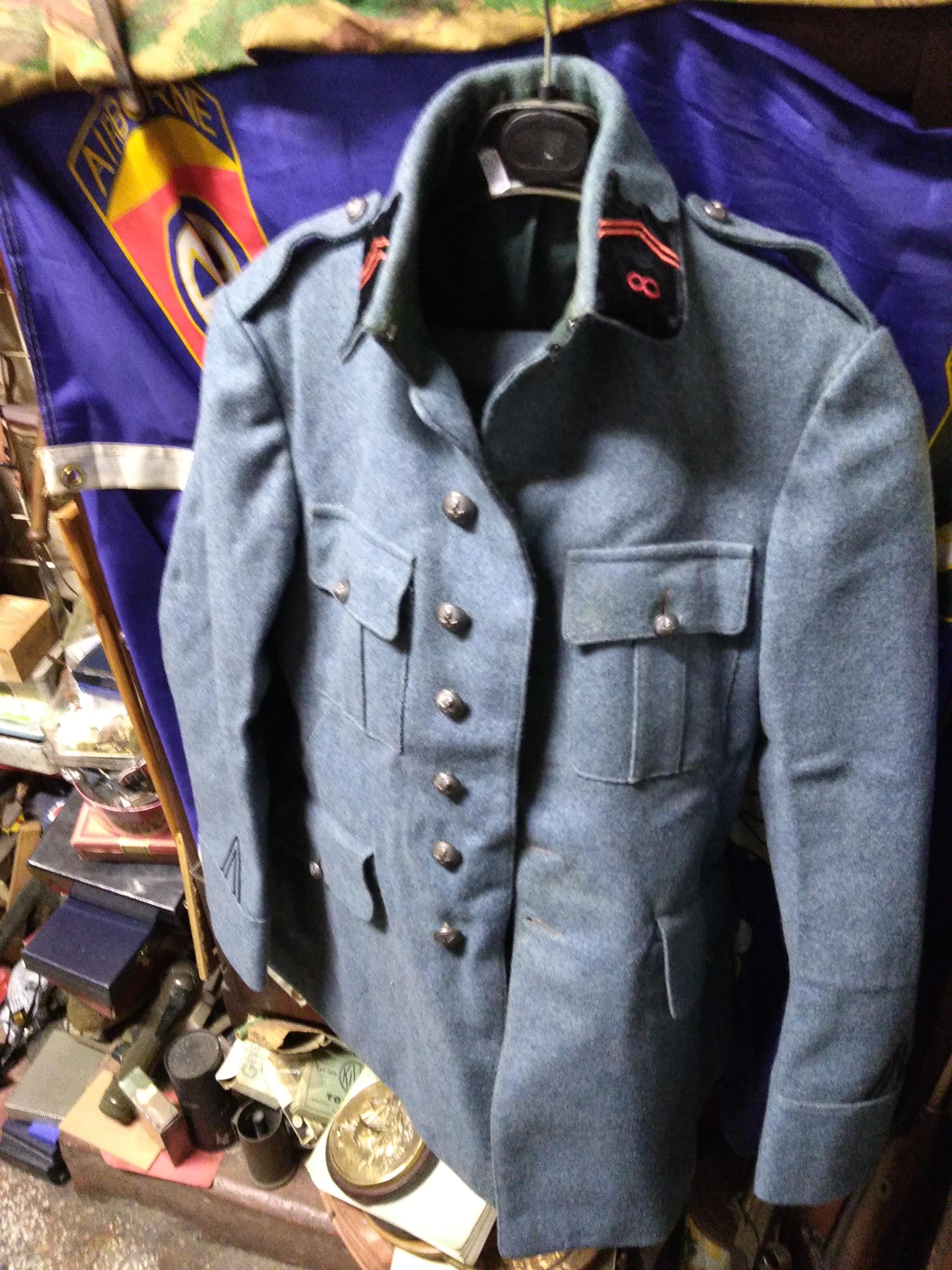 uniforme du génie  1xObo