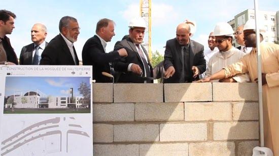 La nouvelle Grande Mosquée Ar-Rahma de Strasbourg dans le quartier Hautepierre accueille l'imam Nader Abou Anas, qui veut soumettre les femmes à l'esclavage sexuel sous l'autorité des hommes dans Politique 25dAR