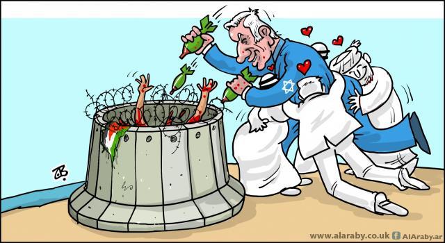 متى يتوقف بعض الحكام العرب عن لعب دور السمسار لواشنطن وإسرائيل…!؟