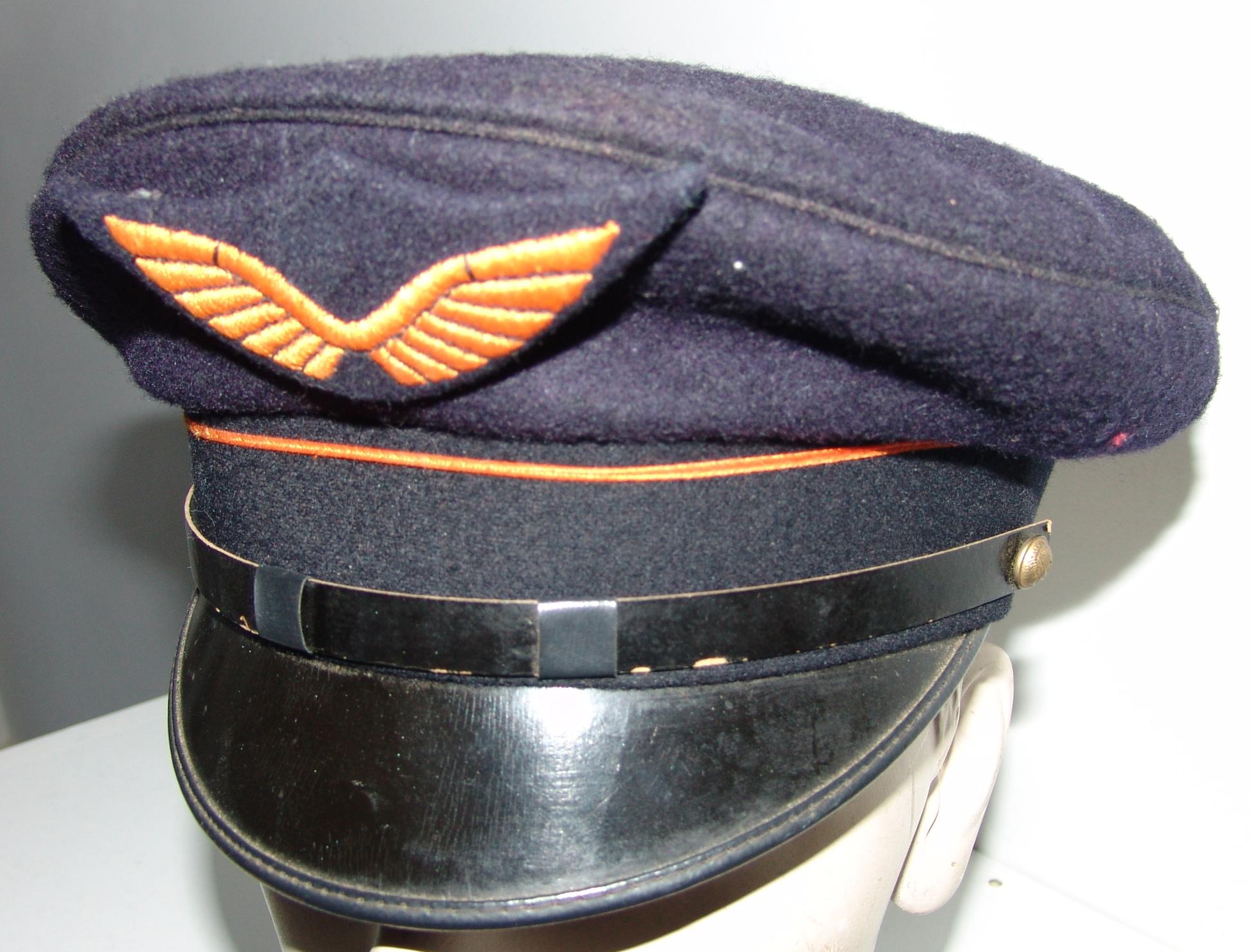 Armée de l'air casquette troupe 29-35 2GK2N
