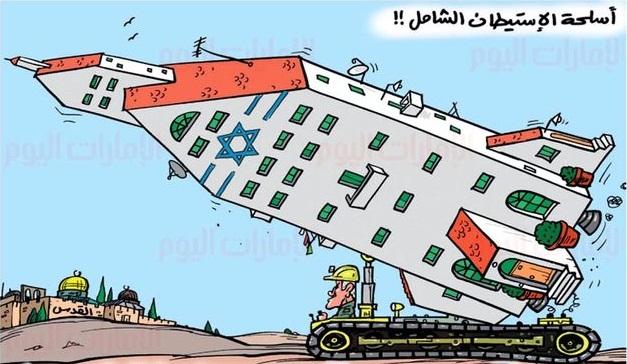 شرعنة الاستيطان شرعنة للاحتلال وانقلاب على الشرعية الدولية