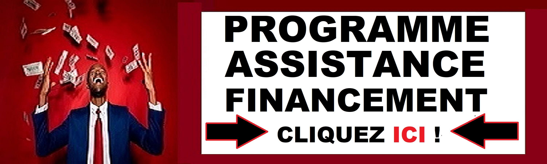 programme assistance financement