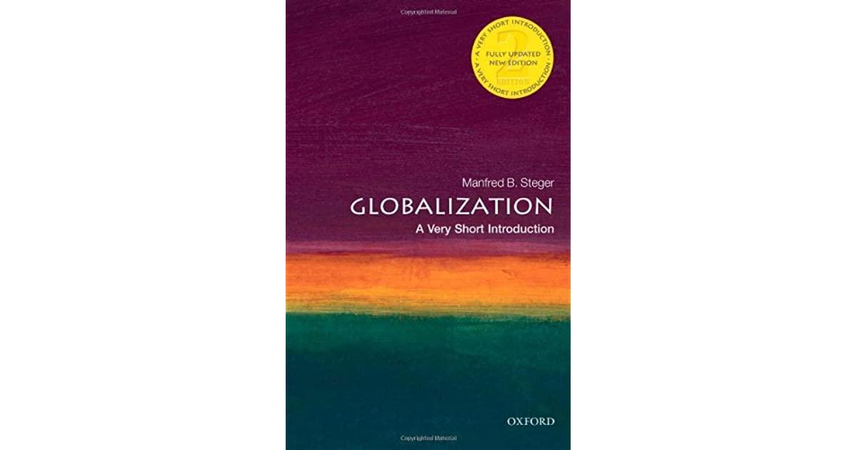 العولمة: مقدمة قصيرة جدًا