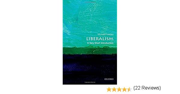 الليبرالية: مقدمة قصيرة جدًا