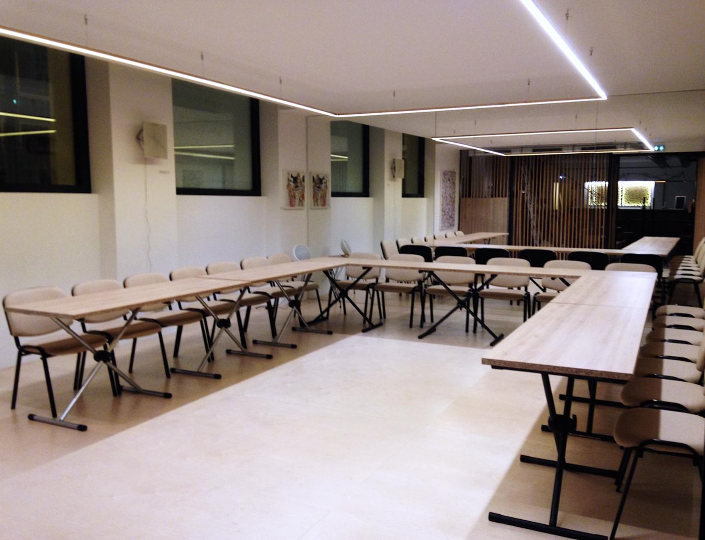 location salle artistique paris