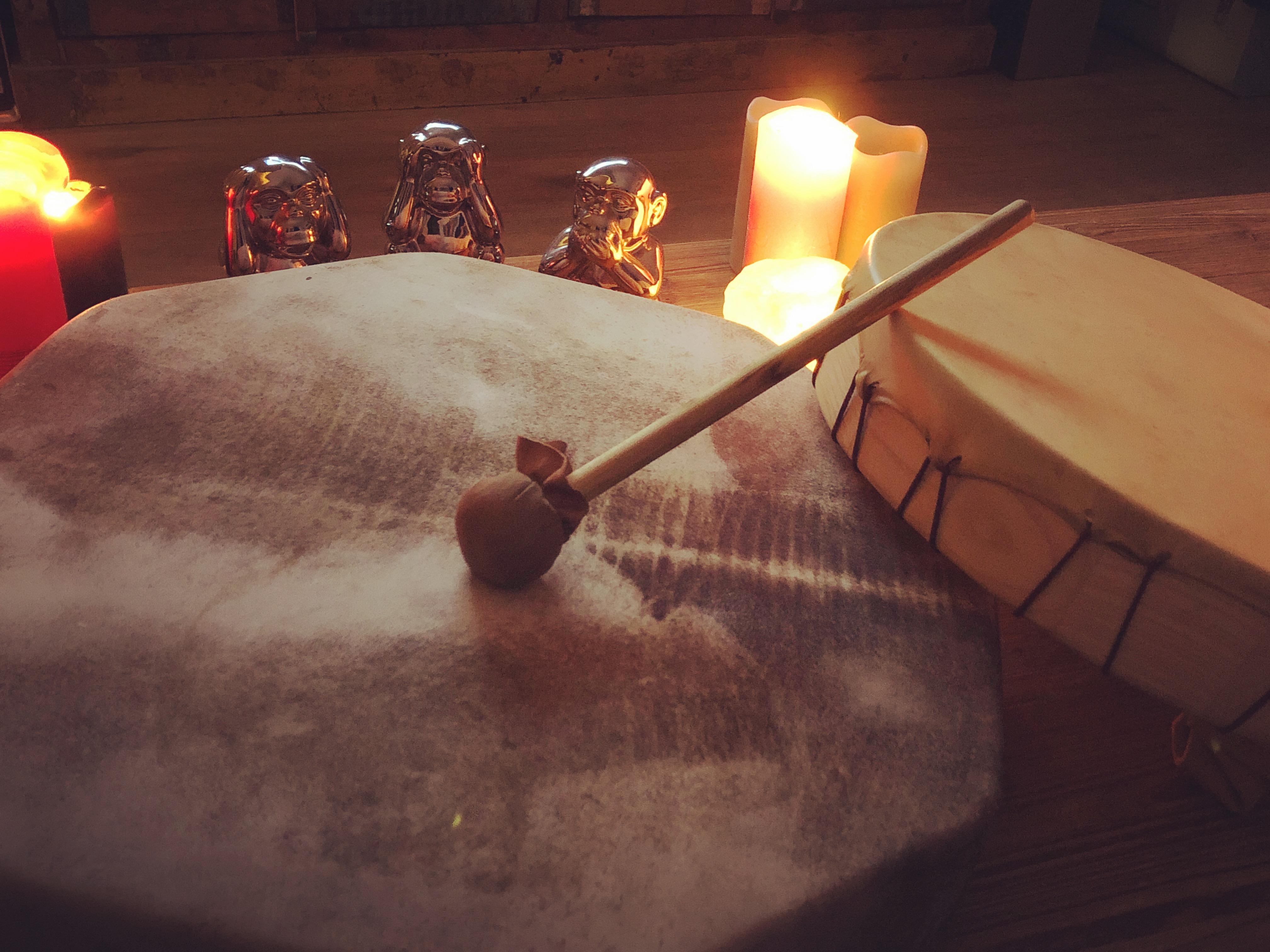 Méditation au tambour