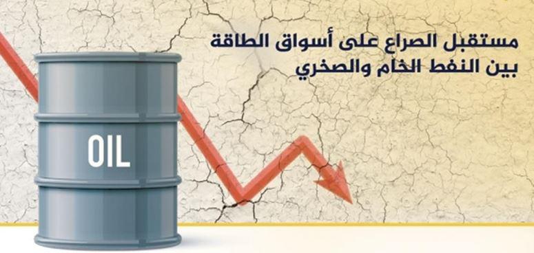 الصراع النفطي وتوتر العلاقات السياسية الدولية