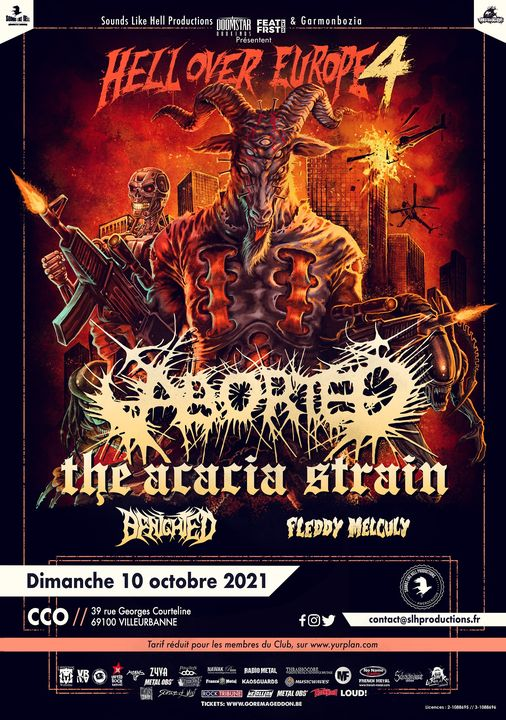 ABORTED [Lyon - 69] > 10-10-2021
