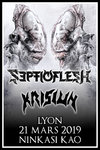SEPTICFLESH [Lyon - 69] > 21-03-2019