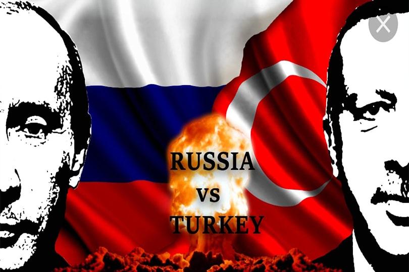 البعد الأمني والعسكري في العلاقات التركية – الروسية