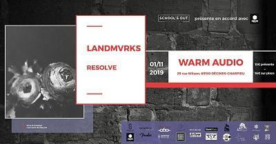 LANDMVRKS [Décines - 69] > 01-11-2019