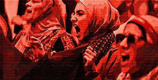 المرأة في الفكر الإرهابي