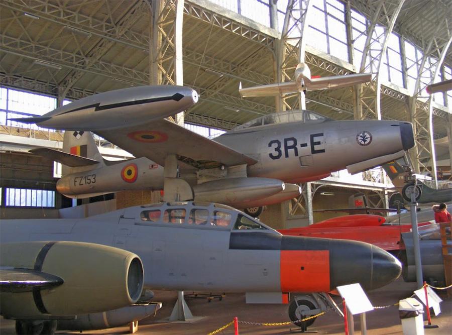 Brussels Air Museum - 18 novembre 2007 4Alpn