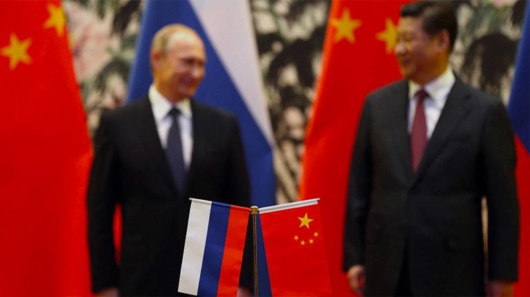تأثيرات الصعود الروسي والصيني في هيكل النظام الدولي في إطار نظرية تحول القوة