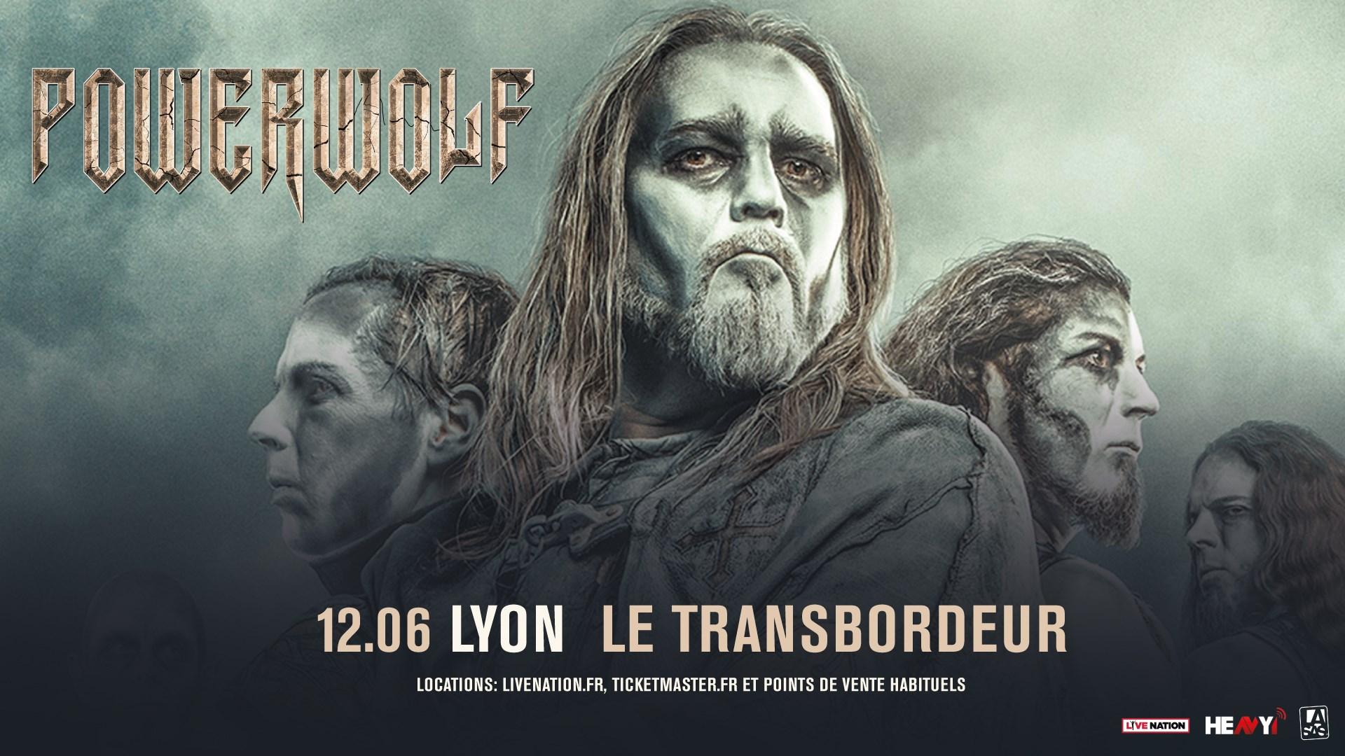 POWERWOLF [Grenoble - 38] > 12-06-2020