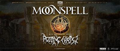 MOONSPELL [Bourg-En-Bresse - 01] > 09-11-2019