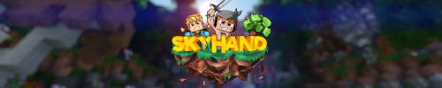 Serveur Minecraft SkyHand