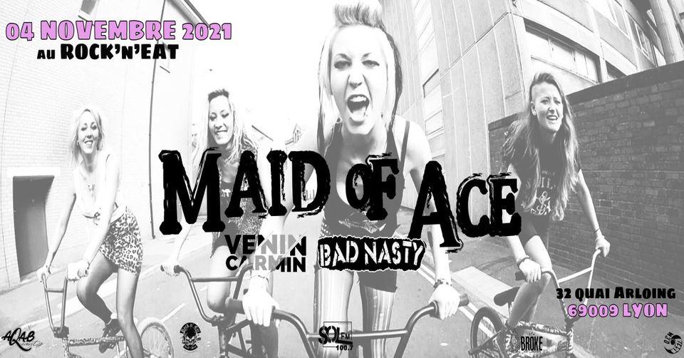 MAID OF ACE [Lyon - 69] > 04-11-2021