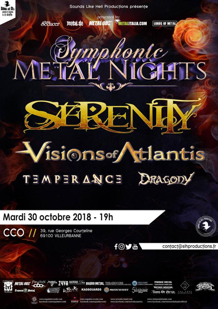 SERENITY [Lyon - 69] > 30-10-2018