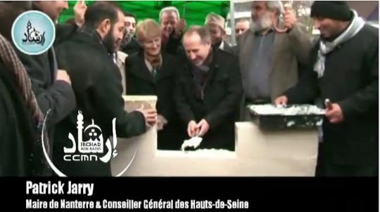 5L9Eb Ahmed Jaballah dans religion