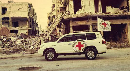 اللجنة الدولية للصليب الأحمر: نشأتها، مهامها و طرق تمويلها