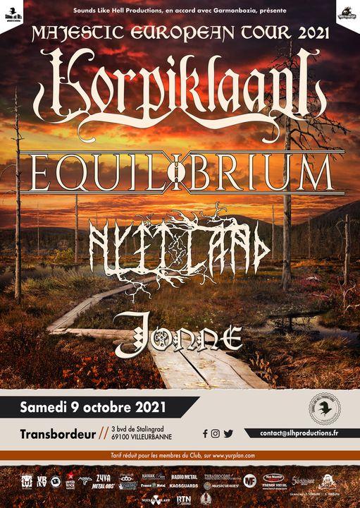 KORPIKLAANI [Lyon - 69] > 09-10-2021