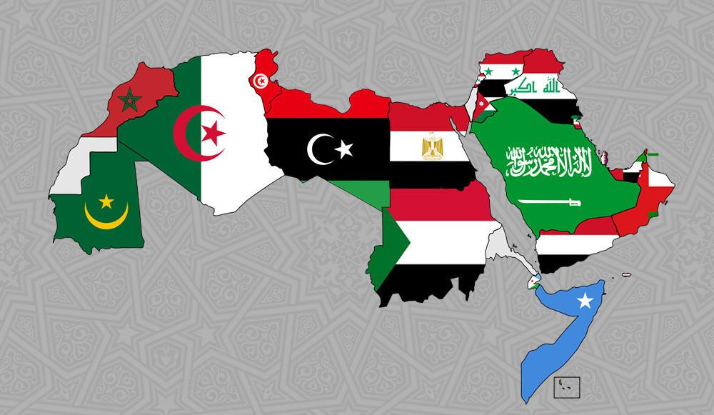 دراسة في المقومات الأثنوغرافية وجيوبولتيكية النظام الاقليمي العربي