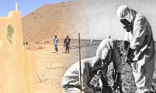 """""""رقّان"""" الجزائرية وجريمة التجارب النووية الفرنسية.. عن """"150 ألف"""" من الضحايا"""