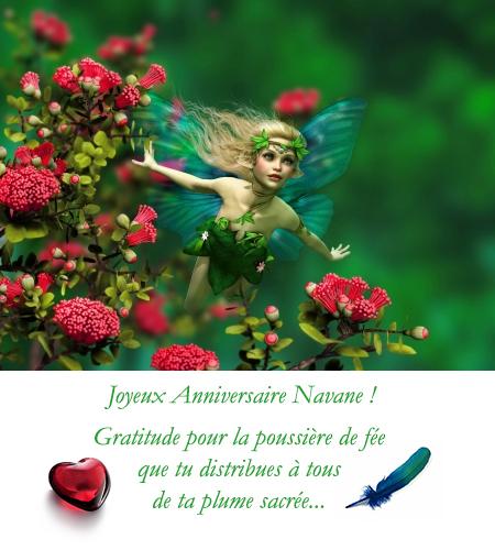 Joyeux anniversaire, Navane 7mW4J