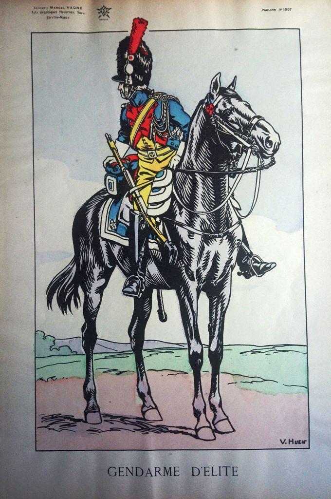 La Gendarmerie d'Elite 0GQ31