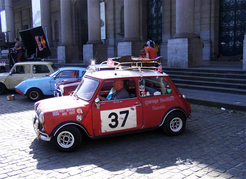 Autoworld - MINI Parade 22 avril 2019 0RdgO