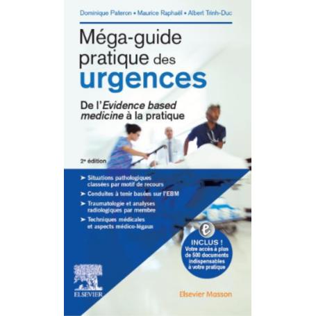 Mega-guide pratique des urgences 2eme édition mai 2019 0omaw