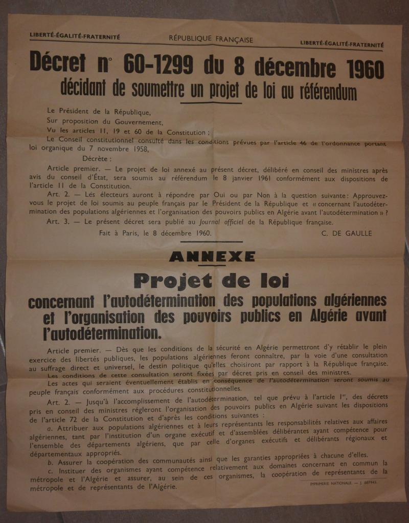 Suite Affiche mobilisation générale 1939... 2mmgN